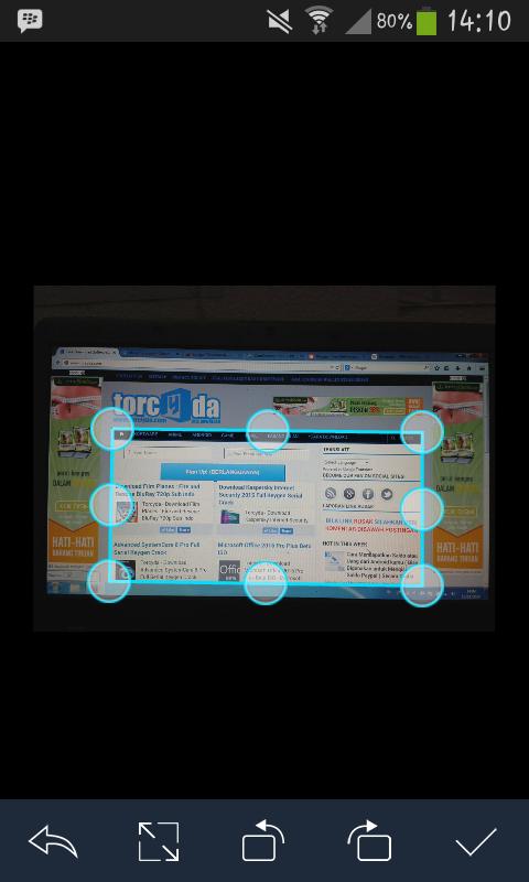 Cara Membuat HP Android Menjadi Scanner Menggunkan Camscanner