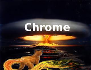 Google Chrome el peor navegador de Internet