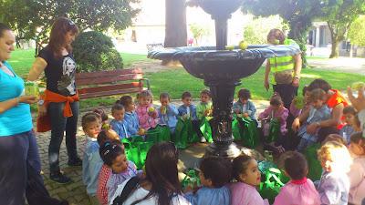 n grupo de niños participa en una de las actividade de Premysa