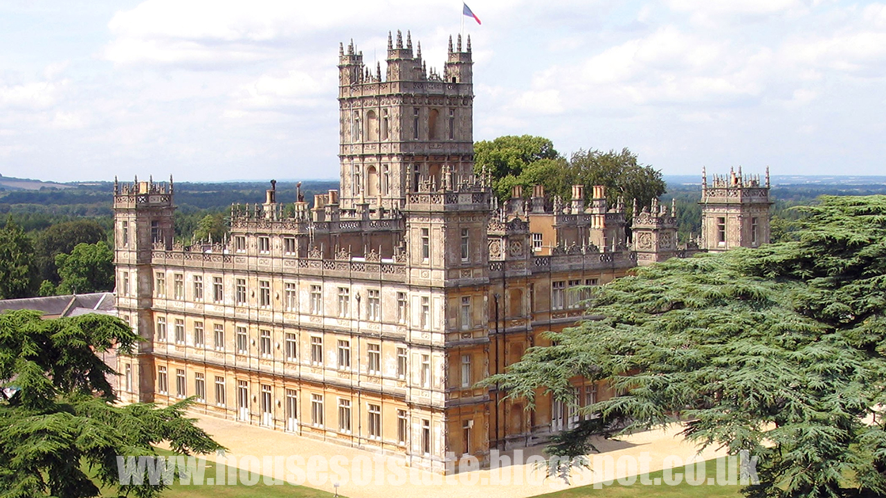 houses of state highclere castle downton abbey photos and floor plans part 1 of 2