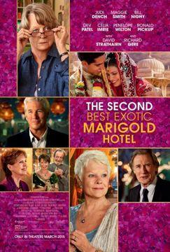 descargar El Exotico Hotel Marigold 2 en Español Latino