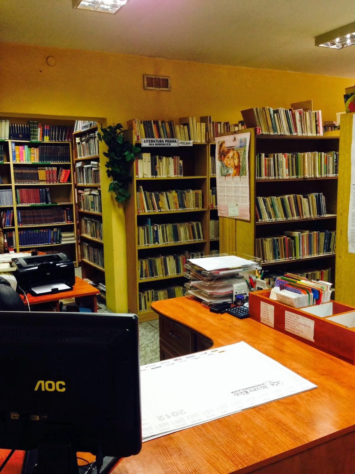 Gminna Biblioteka Publiczna w Irządzach