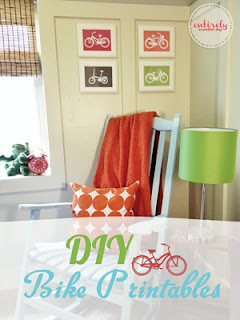 DIY Bike Printables