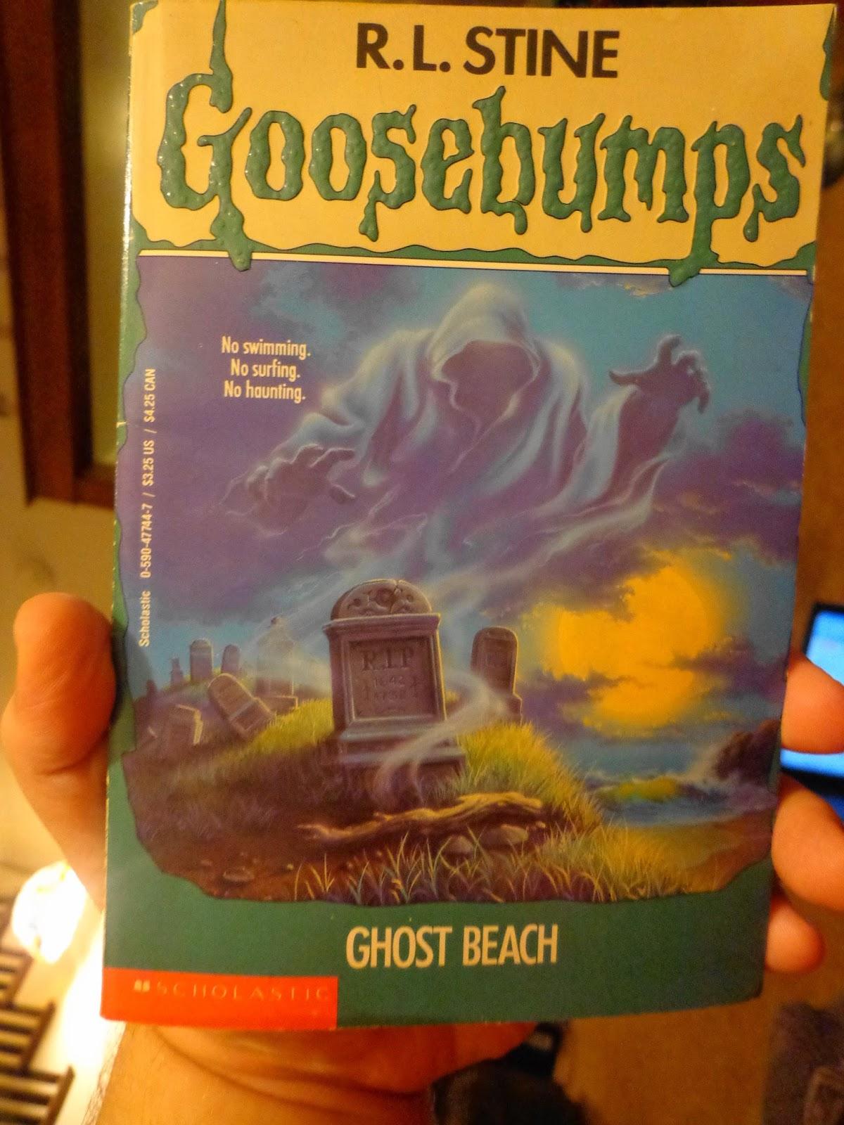 Goosebumps Ghost Beach | www.imgkid.com - The Image Kid ... Goosebumps Ghost Beach Dvd