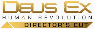 deus ex human revolution directors cut logo Deus Ex: Human Revolution   Directors Cut (Multi Platform)   Release Date & Features Trailer