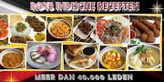 Roys Indische Recepten ook op FaceBook