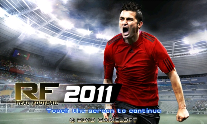 Real Football 2011 HD for HVGA and QVGA