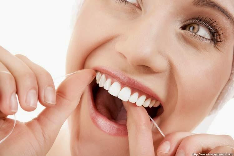 10 Tips Menghentikan Bau Mulut Tak Sedap