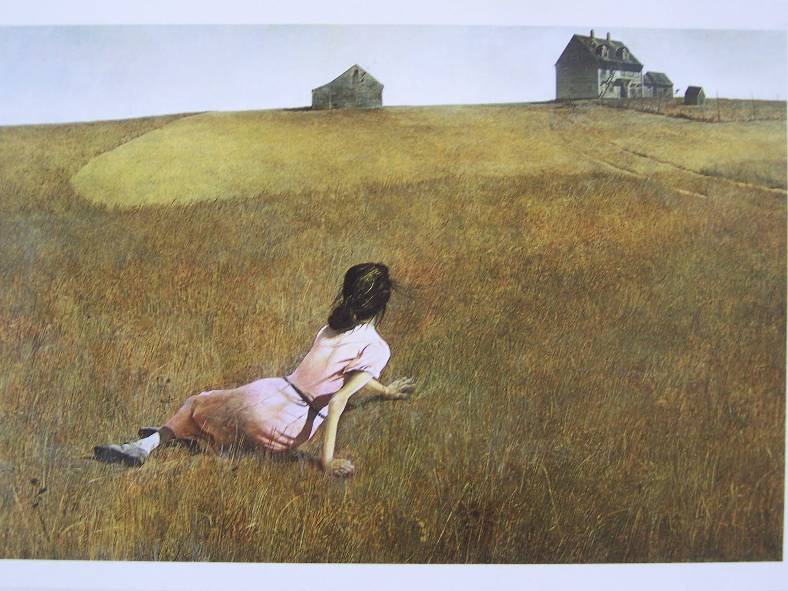 Eddy Christina S World 1948 Andrew Wyeth