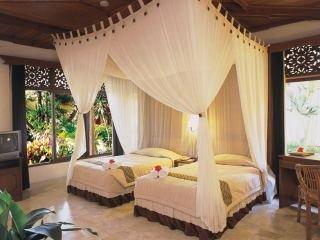 Dormitorios coloniales decorar tu casa es for Decoracion de casas balinesas