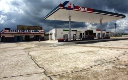 Posto de Combustível Ponto de Mairi