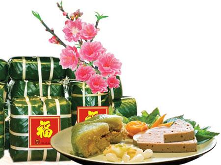 Văn hóa gói bánh chưng của người Việt