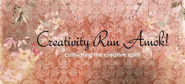 Creativity Run Amok!