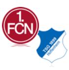 FC Nürnberg - 1899 Hoffenheim
