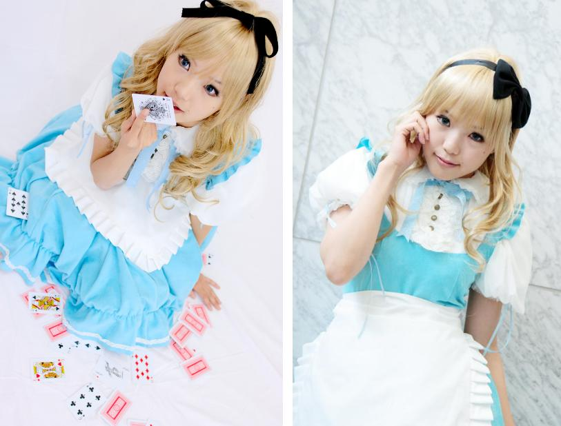 Banzai: Sessão Kipi ♥ Alice In Wonderland