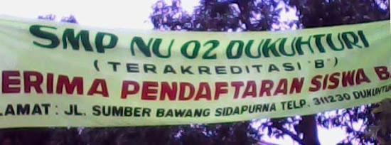 spanduk SMPI 2011/2012