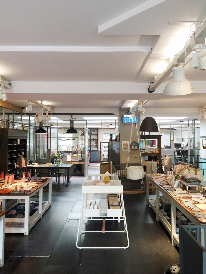 IMPS&ELFS store  in Amsterdam