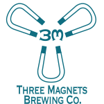 image courtesy Three Magnets Brewing Co.