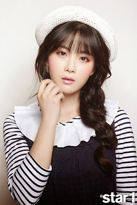 Hyunyoung Rainbow - Star1 Magazine April Issue 2015