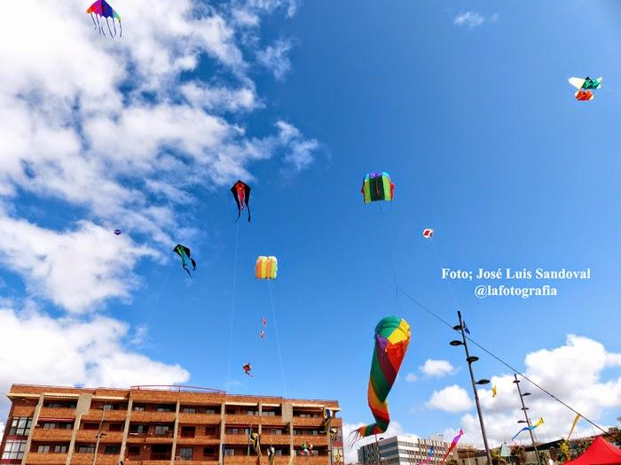 fotos del Festival de Cometas 2014, Las palmas de Gran Canaria