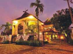 Hotel Murah di Kota Gede Jogja - Balai Melayu Museum Hotel
