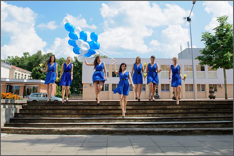 Mėlynos vestuvės