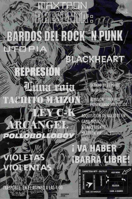 Bardos del Rock & Punk