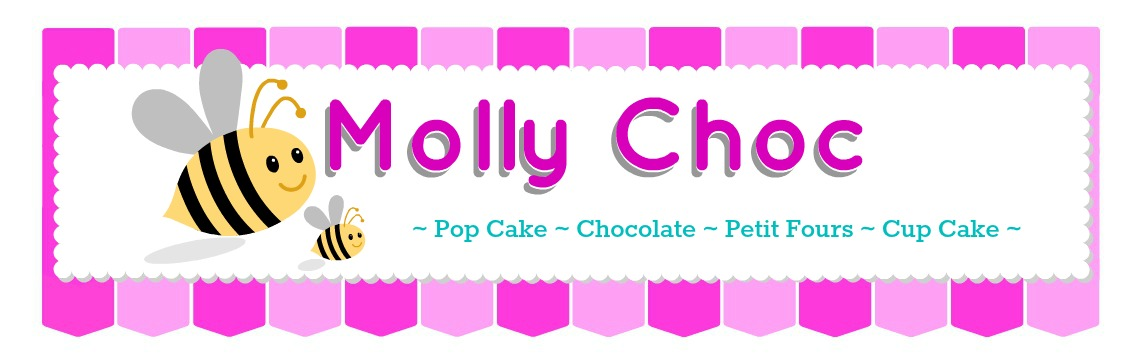 Molly Choc (Pop Cake,Chocolate,Cup Cake)