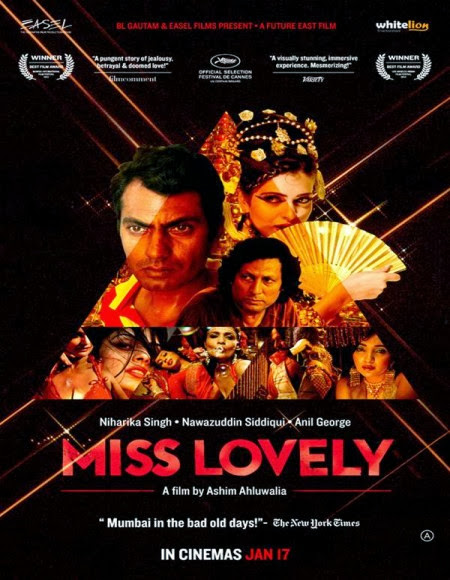 Miss Lovely 2014 WEB HDRip 700mb