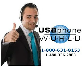 customer service, usb phone world