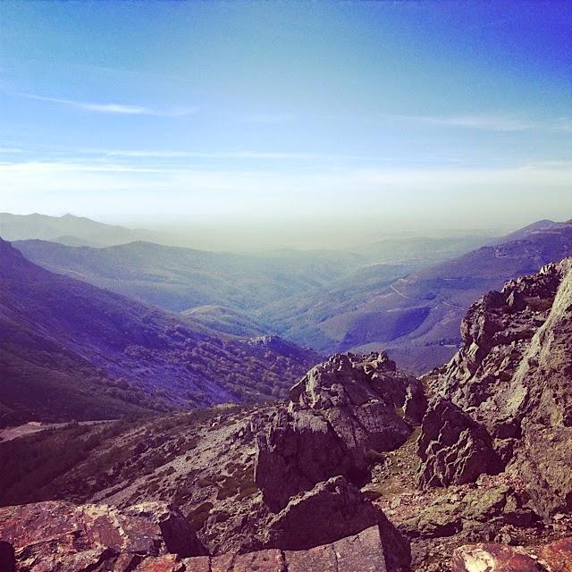 Excursión a la sierra de Batuecas