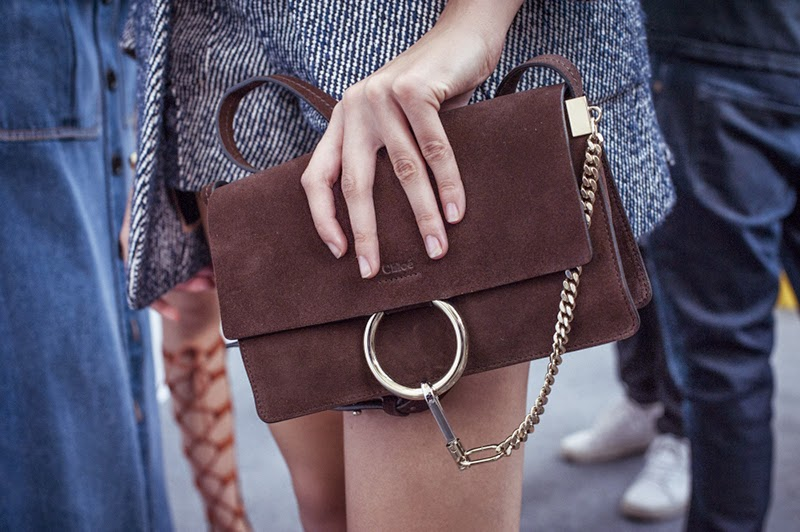 Chloé-Faye-suede-leather-bag