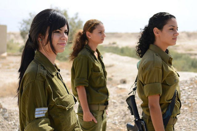 SmileCampus - Girls from Israel Defense