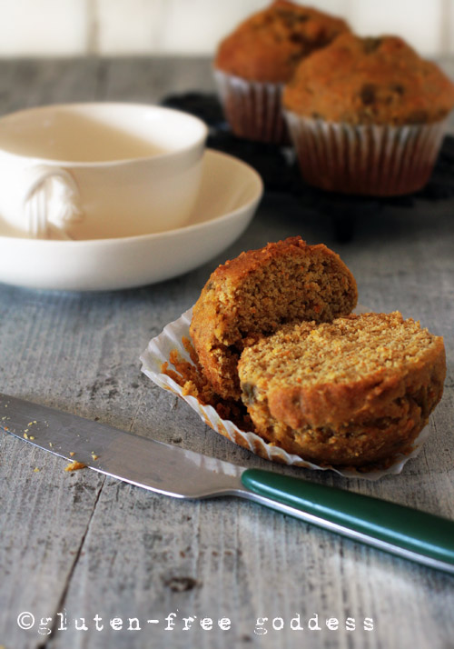 Gluten-Free Corn Muffins - A Spicy New Recipe