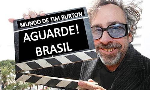 Exposição: O Mundo de Tim Burton