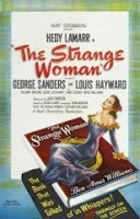 Portada La extraña mujer