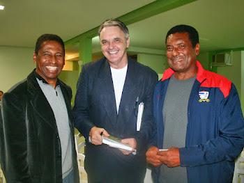 Ramirez, Valdir e Fred