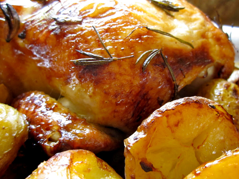 Citrus-Marinated Roasted Chicken Recipes — Dishmaps