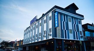 Hotel Murah di Kempas - Nah Hotel