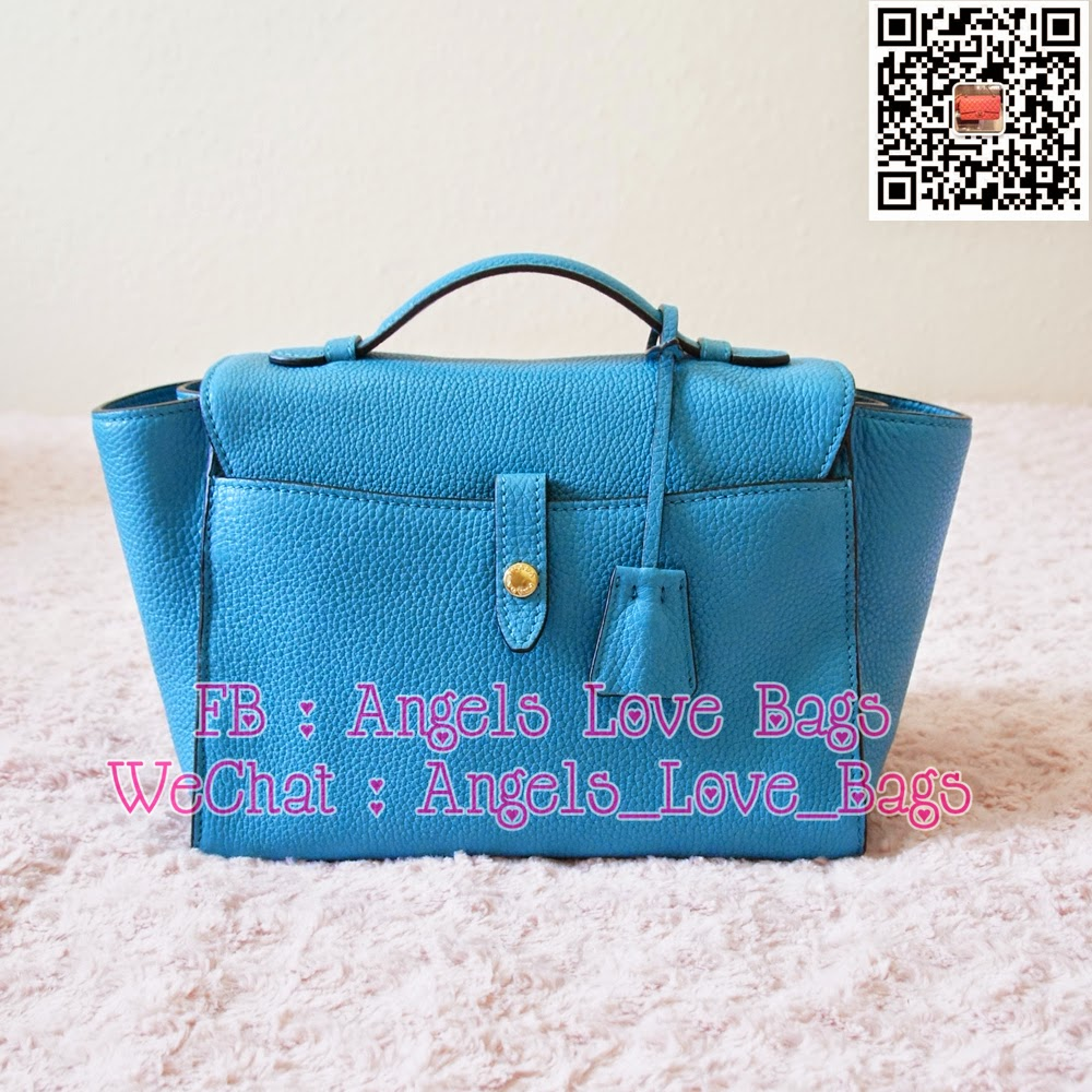 Angels Love Bags - The Fashion Buyer: ? PRADA Vitello Daino ...