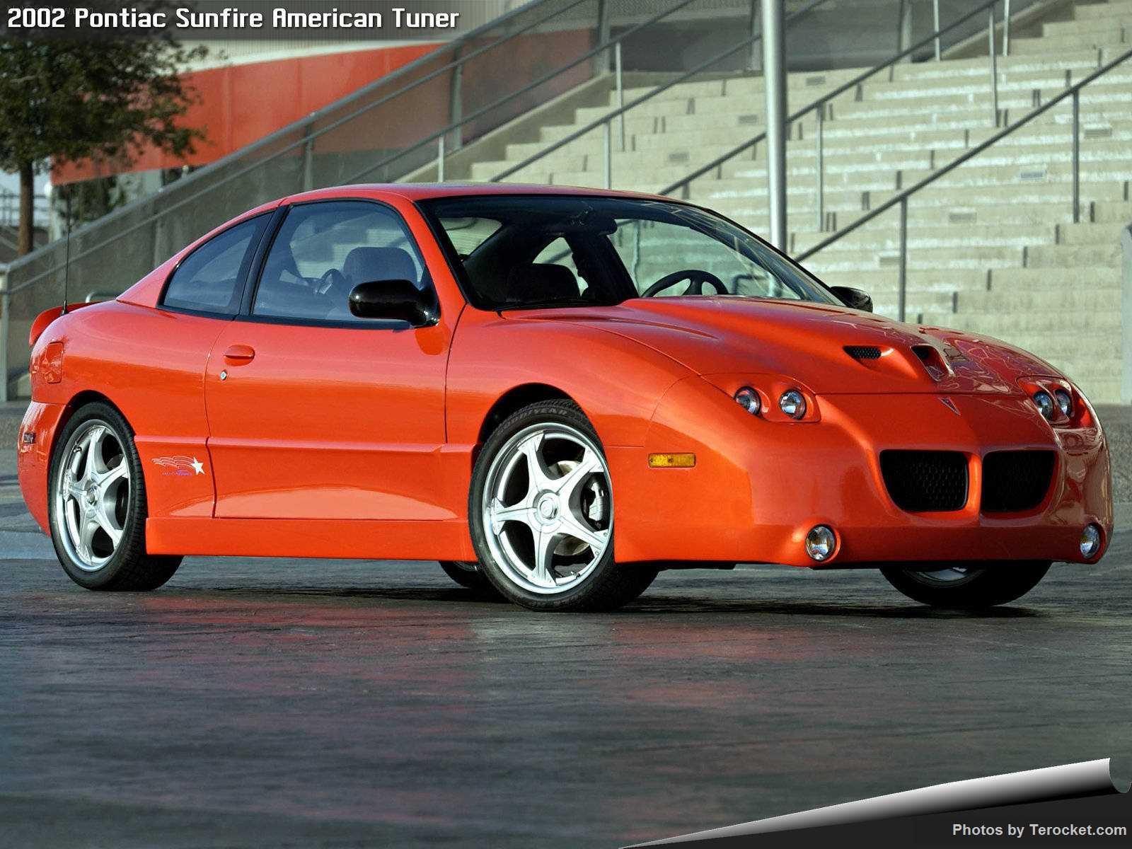 Hình ảnh xe ô tô Pontiac Sunfire American Tuner 2002 & nội ngoại thất