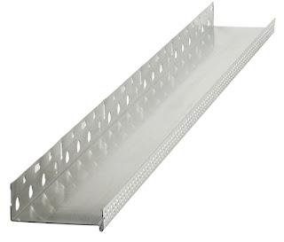 Profil de Soclu, Profil Scolu Aluminiu cu Lacrimar, Accesorii Termosistem Baumit