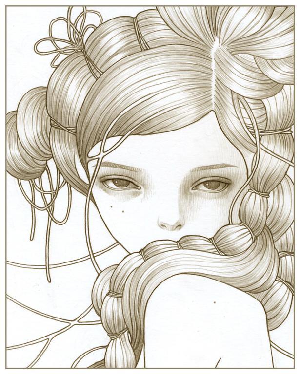 audrey kawazaki painting