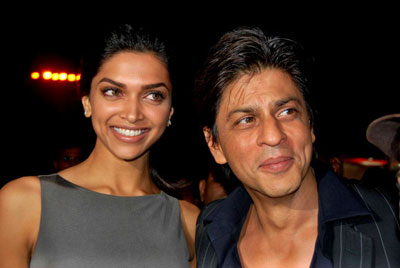 shahrukh khan deepika padukone sweet new couples of bollywood
