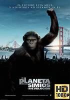 El Planeta de los Simios: Revolución (2011) BRrip 1080p Latino-Ingles