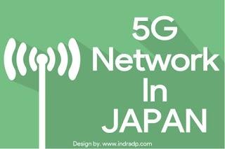 Jepang Mulai Mempersiapkan Jaringan 5G Berkecepatan Tinggi