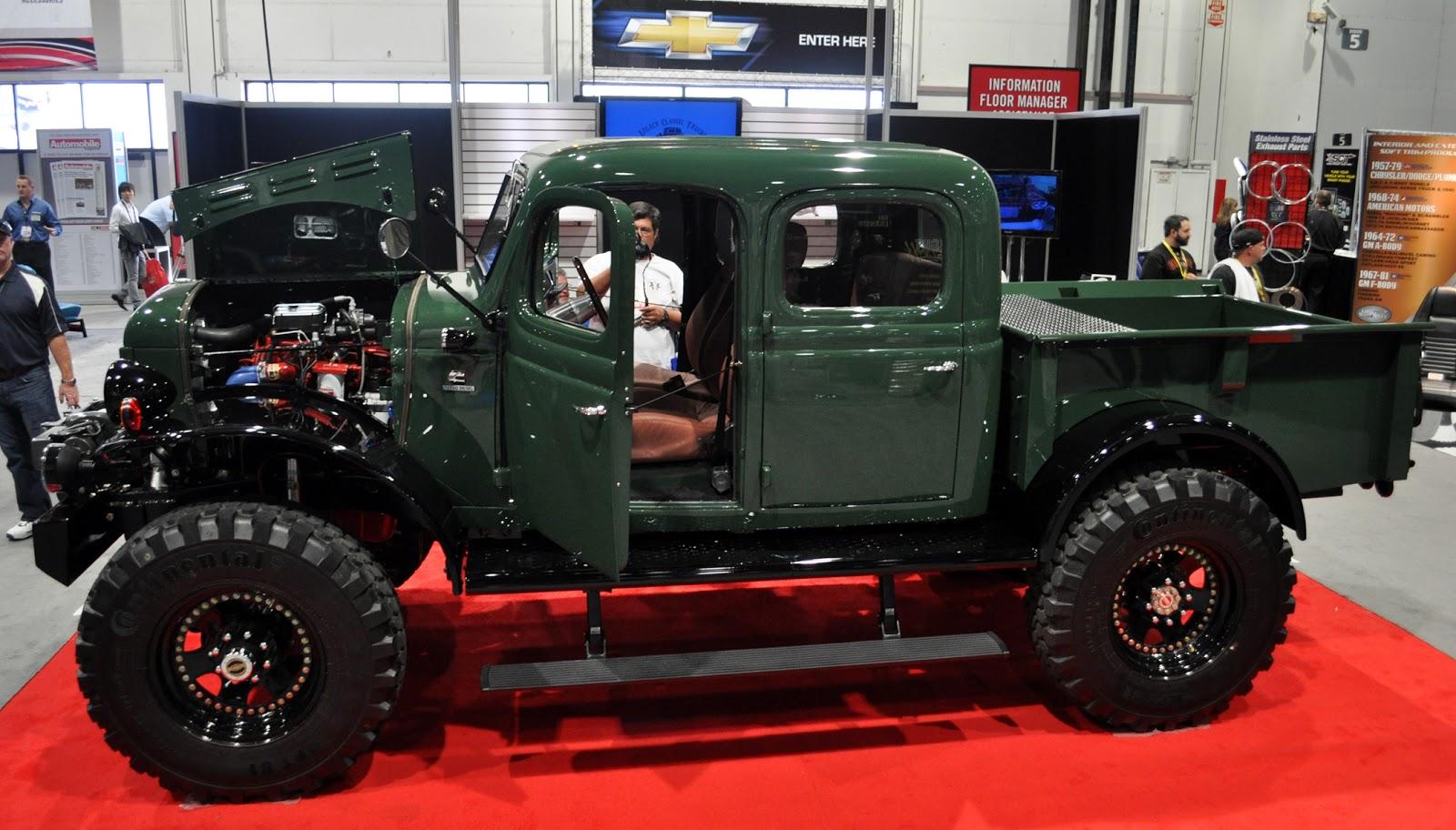 Dodge power wagon 4 door viewing gallery