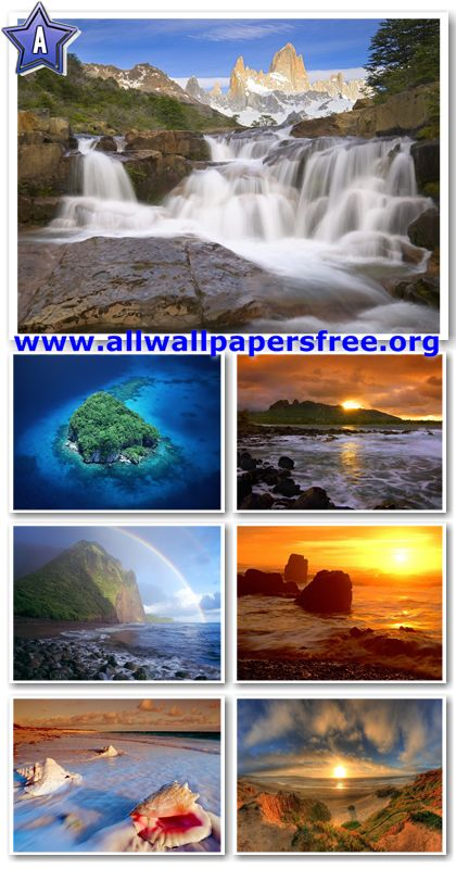 100 Amazing Nature Wallpapers 1280 X 1024 [Set 8]