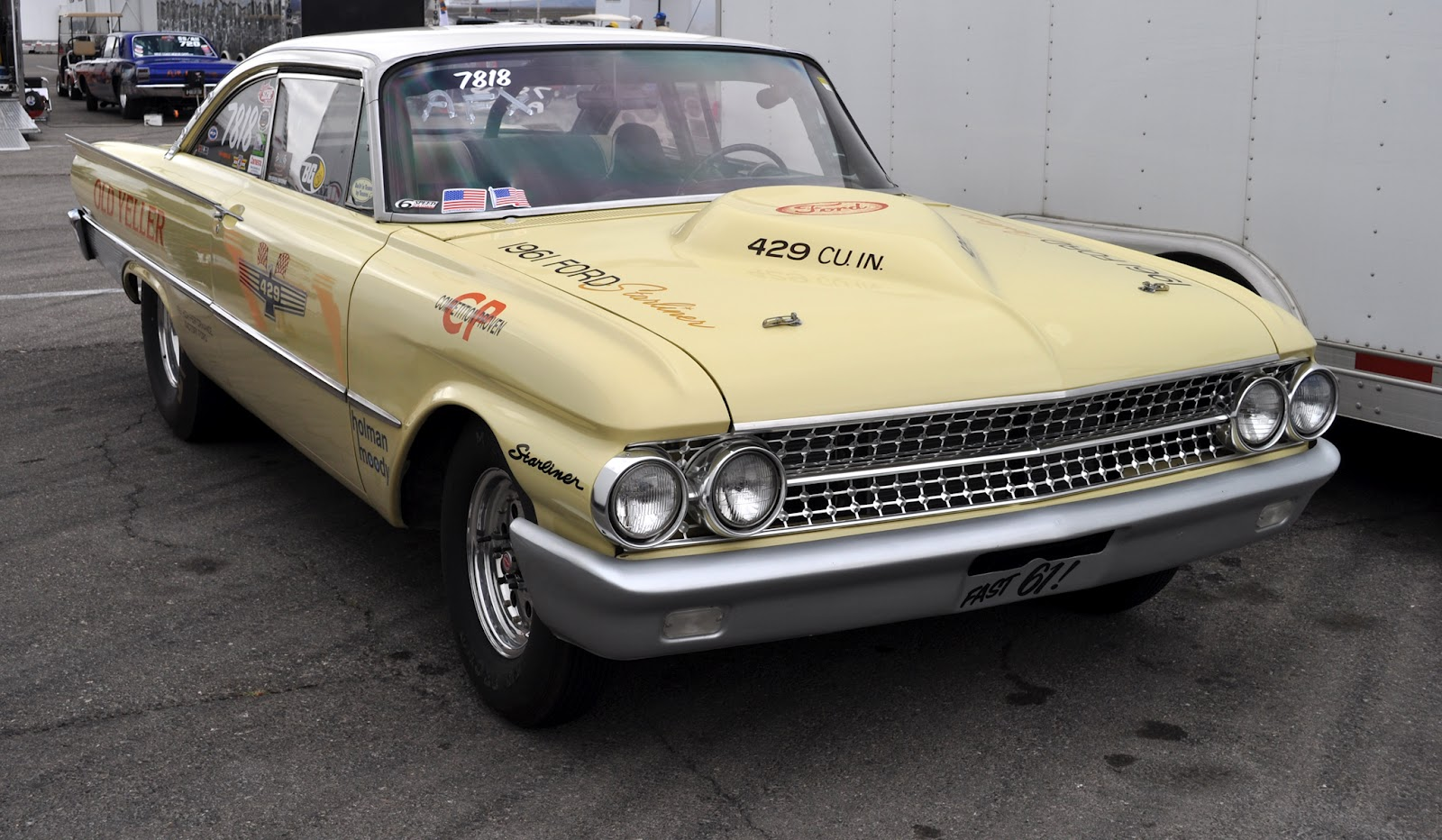 Ford Starliner Drag Car