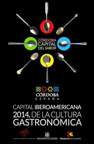 Córdoba, Capital Iberoamericana de la Cultura Gastronómica 2014
